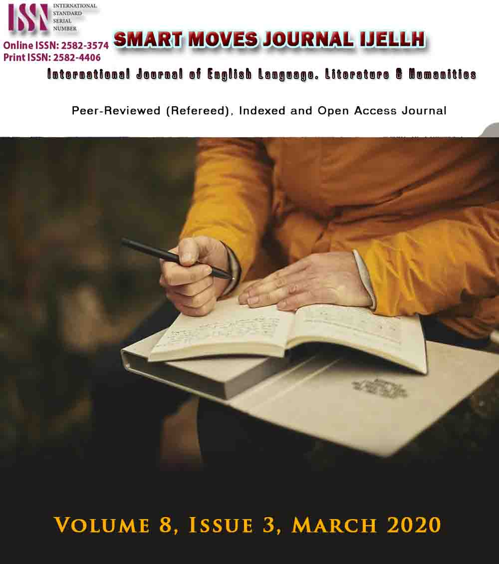 View Vol. 8 No. 3 (2020): Volume 8, Issue 3, March 2020